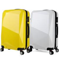 Wholesale Travel ABS Trolley Luggage Suitcases Lightweight On Wheels Customized Hard Case from china suppliers