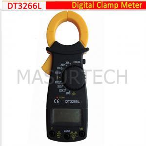 China Mini Professional Digital AC DC Clamp Multimeter Meter DT3266L on sale