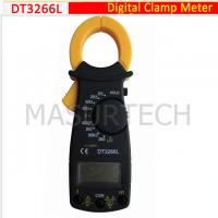 China Mini Professional Digital AC DC Clamp Multimeter Meter DT3266L on sale