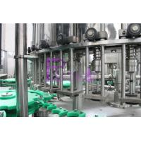 Buy cheap SUS304 Filling Machine Glass Bottled Alcohol Filler Crown Cap from wholesalers
