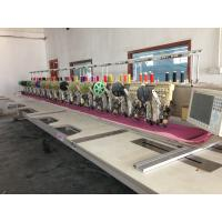 Buy cheap High Speed SWF Embroidery Machine , Computerized Embroidery And Sewing Machine from wholesalers