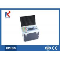 Buy cheap RSYZ-XA Switchgear Testing Machine Transformer On load Tap Switch DC Parameter Tester from wholesalers