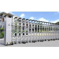 Residential Electric Retractable Gate With DC Motor Manufactures