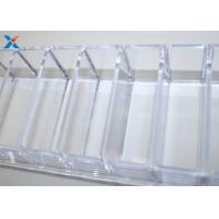 Buy cheap Multi Function Acrylic Storage Box , Acrylic Tea Box For Coffee Collection Display from wholesalers