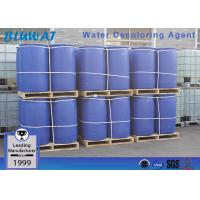 Buy cheap Flocculating Chemical Water Decoloring Agent For Dye Textile Effluent Dye Water Treatment from wholesalers