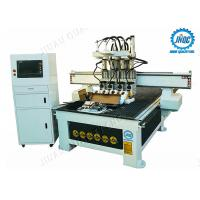 Buy cheap Factory Price Economic Automatic Tool Changer CNC Router For Sale With 4 Heads from wholesalers