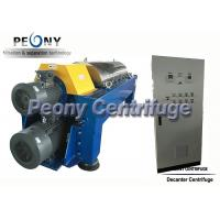 Decanter Liquid - Liquid - Solid 3 Phase Centrifuge for Kitchen Waste Oil Separation