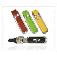 Buy cheap Keychain Leather Memory Stick  8GB 16GB 32GB Various Capacity Available from wholesalers