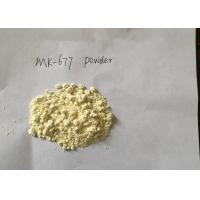 Buy cheap Sarms Powder Ibutamoren MK-677 For Muscle Gain CAS 159752-10-0 from wholesalers