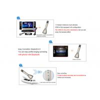 Buy cheap K068 Wireless Microphone microfone with Mic Speaker Condenser Mini Karaoke Player KTV Sing from wholesalers