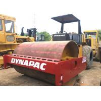 Buy cheap Double Drum Used Road Roller Dynapac CA25 / CA251 / CA30 Excellent Engine Operation from wholesalers
