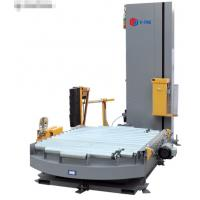 Buy cheap 0.75kw Turntable Wrapping Machine , Durable Turntable Stretch Wrapping Machines from wholesalers