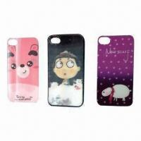 Wholesale Mobile Phone Covers, Easy Change 3D Card, Wonderful 3D Depth Designs, Suitable for Gift Purposes from china suppliers