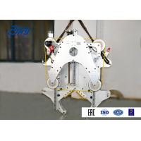Buy cheap Hydraulic Drive Diamond Wire Guillotine Saw Concrete Cutting Machine from wholesalers