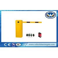 Buy cheap Double Compression Spring Intelligent Barrier Gate With 8m Straight Arm from wholesalers