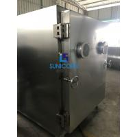 Buy cheap 10sqm 100kg Vacuum Freeze Drying Machine , Medicine Powder Rotary Freeze Dryer from wholesalers