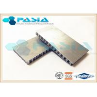 Buy cheap Mirror Surface Aluminium Sandwich Panel , Large Aerospace Honeycomb Panel from wholesalers