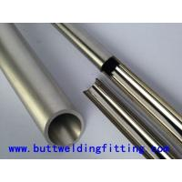 Buy cheap Super Duplex Seamless / Welded Austentic Stainless Steel Pipes from wholesalers