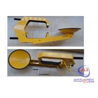 Buy cheap 7 Inch to 11 Inch Truck car tyre lock For Parking Access Control , A3 Steel from wholesalers