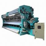 Buy cheap Curtain Net Making Machine, 5.5kW Main Motor Power from wholesalers