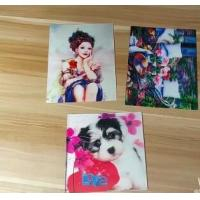 Wholesale OK3D professional supply flicker pictures india 3d lenticular card for sale with strong 3d depth lenticular effect from china suppliers
