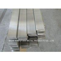 Buy cheap Hairline Finish 316l Stainless Steel Flat Bar / Stainless Steel Square Bar AISI 303 from wholesalers