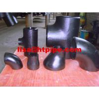 Wholesale ASTM A420 WPL6 carbon steel pipe fittings from china suppliers