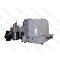 Buy cheap Acrylic Automotive LOGO  PVD Chrome Plating Machine , Car LOGO Board PVD Metalizing Unit from wholesalers