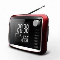 Buy cheap Clock Radio with Dual Alarm, Two Group Alarm Clock, PLL Radio from wholesalers