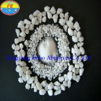 Buy cheap Steel Industrial Refractory Material White Fused Aluminum Oxide from wholesalers