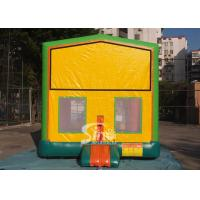 Buy cheap 13x13 commercial inflatable module bounce house with various panels made of 18 from wholesalers