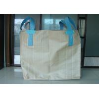 Buy cheap OEM Tubular Big FIBC Bulk Bag Containers , Woven Polypropylene Jumbo Bags from wholesalers