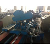 Buy cheap PLC Control Roll Forming Machinery Rectangle Tube Mill WIth Argon-Arc Welder Flying Saw Cutting from wholesalers