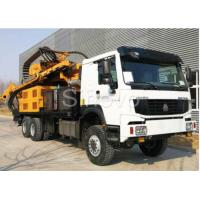 Buy cheap Hydraulic Efficient Water Well Drilling Rig SNR400CS with Double rotary head from wholesalers