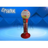 Buy cheap 1 Player Amusement Capsule Toy Gumball Machine / Candy Gift Vending Machine from wholesalers