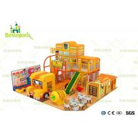 Buy cheap Construction Engineering Theme Park Kids Indoor Playground Electrostatic Baking Painting from wholesalers