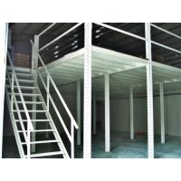 Structural Steel Raised Storage Mezzanine Floor , 1 Level / 2 Levels / 3 Levels Manufactures