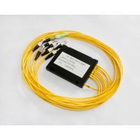 Buy cheap 1*8 Compact Size Optic Cable Splitter for Fiber Sensors, Local Area Network,Telecommunication System from wholesalers