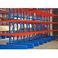 China Heavy Duty Car Cantilever Pallet Racking Storage For Warehouse , Easily Installed on sale