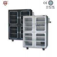 Buy cheap Energy Saving 1436L Moisture Proof N2 Nitrogen Dry Box Lab Cabinet with 4 from wholesalers