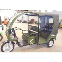 Buy cheap hot sale electric tricycle for passenger from wholesalers