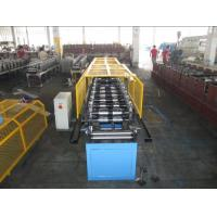 Metal Roof Ridge Cap Roll Forming Machine Used with Colorful Roofing Tile Sheets Manufactures
