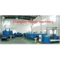 Wadding Automatic Industrial Mattress Manufacturing Equipment With Single Cylinder Manufactures