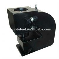 Buy cheap CH-100A Hydraulic metal hole punch from wholesalers