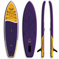 Wholesale Inflatable All Around Paddle Board , Flat Water / Surf Lightweight Paddle Boards from china suppliers