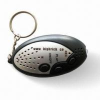 China Digital Voice Recording Keychain with LED Light on sale