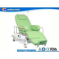 Wholesale Hospital , Clinic Electric Adustable Passion Dialysis Chairs With Flat Bed Position from china suppliers