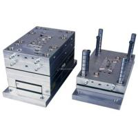 Buy cheap Customized Injection Mould Parts , Plastic Injection Molding Service from wholesalers