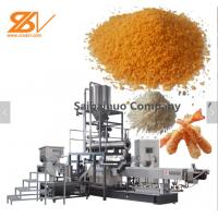 Buy cheap Professional Japanese Panko Machine Bread Crumbs  Food Extruder Machine from wholesalers