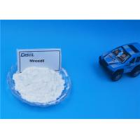 Buy cheap Hair Increase / Hair Growth Tonic CAS 38304-91-5 Minoxidil Raw Powder from wholesalers